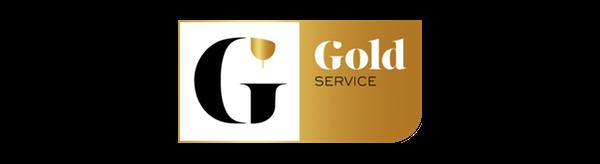 Gold service certificate