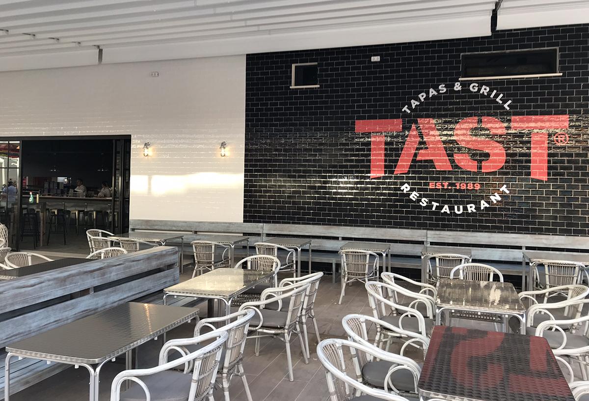 tast magaluf nueva apertura en Momentum Plaza